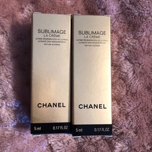 Chanel Sublimage 2- la creme textured supreme